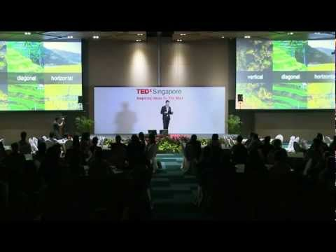 TEDxSingapore - Jason Pomeroy - Distil, Design, Disseminate Green Built Environment Ideas