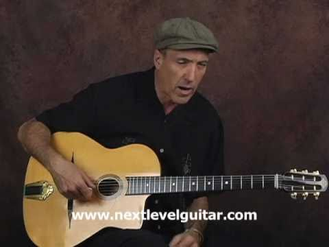 Lick of the week lead guitar Gypsy Jazz swing Django Reinhardt style manouche