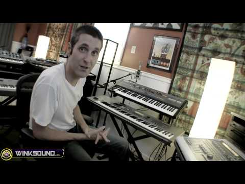 Nicolay: Pro Tools and Ableton Live Rigs | In The Studio | WinkSound