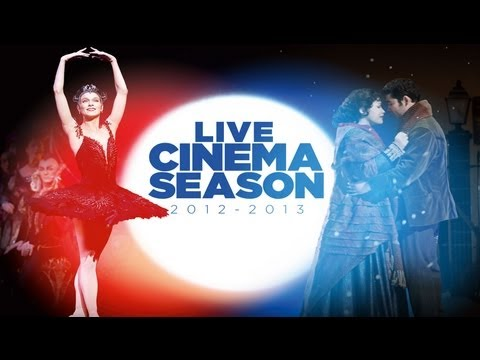 Royal Opera House Cinema Season 2012/13 preview