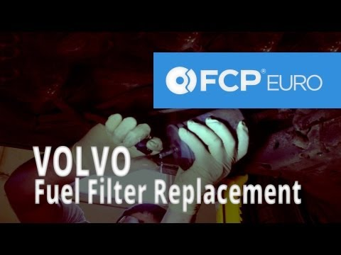 Volvo Fuel Filter Replacement (850 T) FCP Euro
