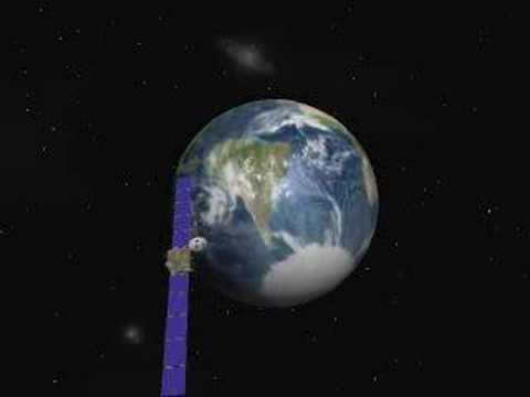 Rosetta's second Earth swing-by