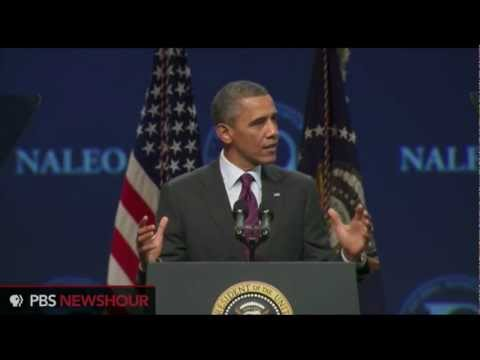 Watch President Obama's Full Speech at NALEO