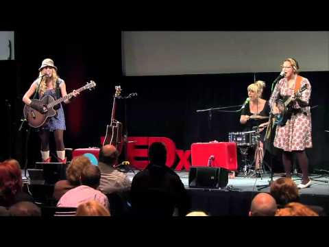 TEDxColumbus 2011 - The Salty Caramels - Live Music Performance