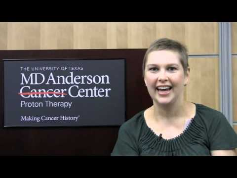 Stephanie Minge Shares Her MD Anderson Proton Therapy Center Experience