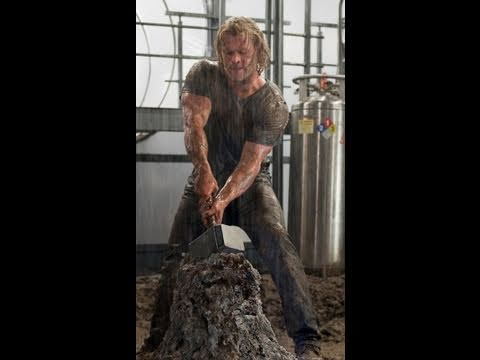Thor Workout-Chris Hemsworth Workout For Thor