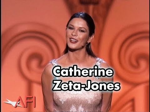 Catherine Zeta-Jones Sings & Performs For Michael Douglas