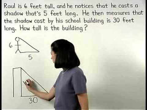 Teaching Geometry - YourTeacher.com - 1000+ Online Math Lessons