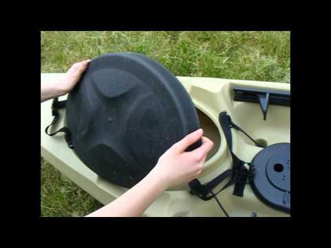 Ocean Kayak Tetra 12 Angler Overview: Fishyaker.com Episode 37