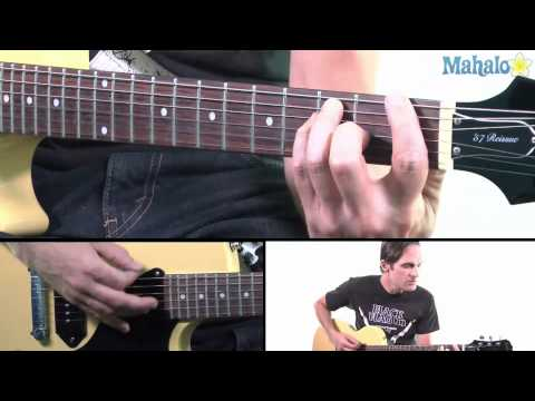 "How to Play ""Femme Fatale"" by The Velvet Underground on Guitar"