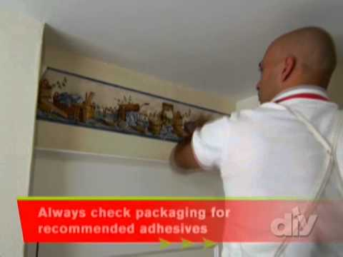 All About Wallpaper Adhesives-DIY