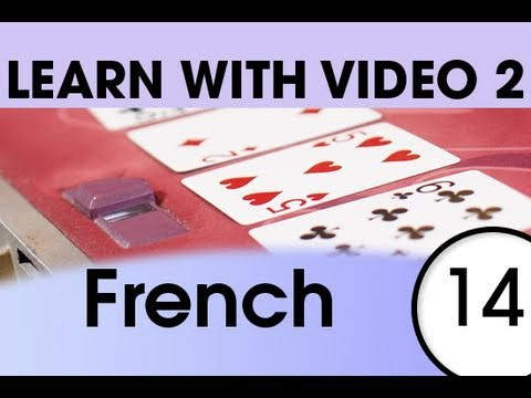 Learn French with Video - Learning Through Opposites 4