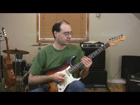 Harmonizing Guitar Melody Lines