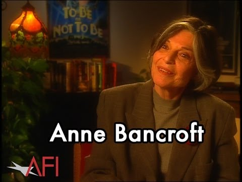 Anne Bancroft on THE AFRICAN QUEEN