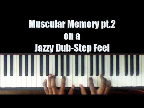 Muscular Memory Riffs and Licks 2 of 5 on a Dubstep Feel