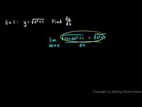 Calculus 3.07c - Chain Rule Examples