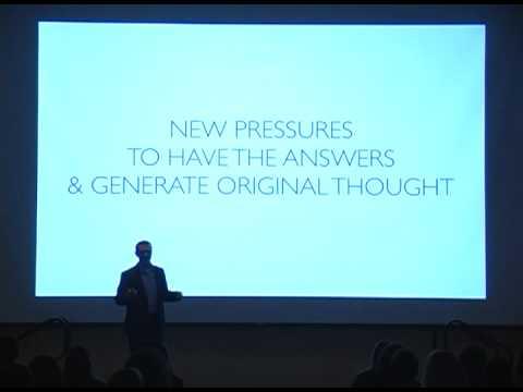 TEDxArcadia University - Russ Starke - Authenticity & Empathy: Leadership by Design
