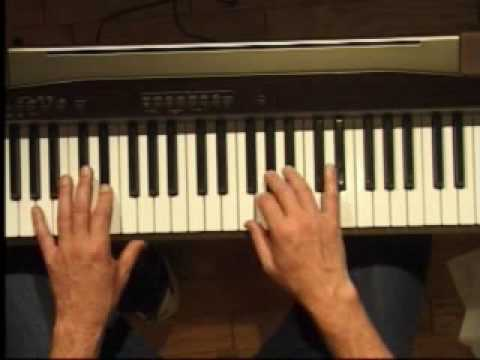 Piano Lesson - How to Play the Eb major scale (right hand)