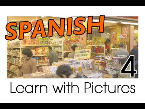 Learn Spanish - Spanish Building Vocabulary