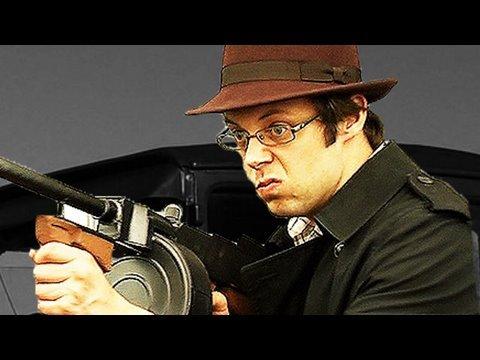 Public Enemies Tommy Gun : BFX : Build