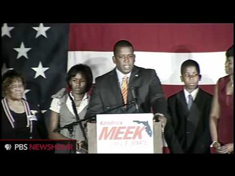 Meek Concedes in Florida Senate Race