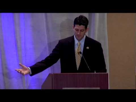 Getting Specific: How to Fix the Budget - Rep. Paul Ryan