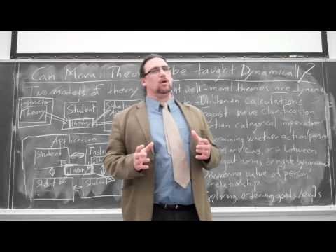 Dr. Sadler Chalk and Talk # 13: Dynamic Ethics Teaching and Learning