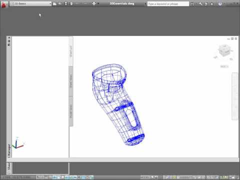 AutoCAD 2011 Essentials for 3D Conceptual Design