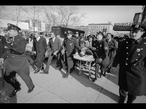 MALCOLM X: The Assassination of Malcolm X