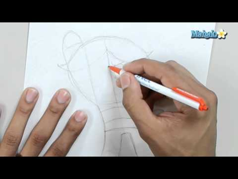 How to Draw Boomer from The Powerpuff Girls