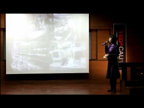 TEDxCAU - Jung Misoon - Life of a perfumer