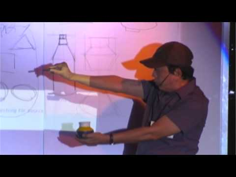 TEDxDiliman - Fernando Sena - How To Draw an Eye