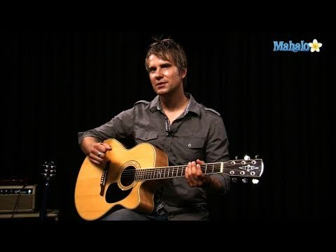 How to Play Crossfire by Brandon Flowers on Guitar
