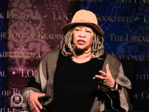Toni Morrison: 2011 National Book Festival