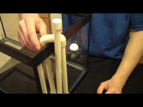 HOW TO: DIY Aquarium Overflow
