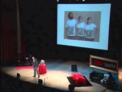 TEDxUofM - Scott Page - Putting Milk Crates on the Internet