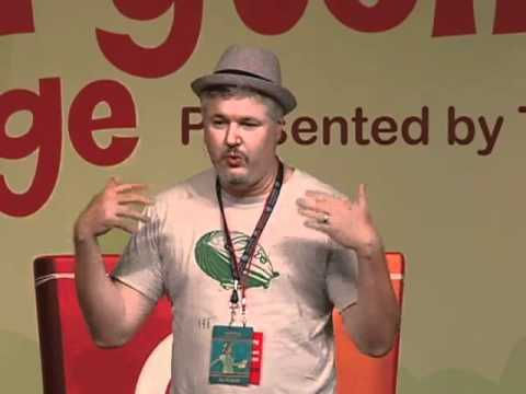 Michael Buckley: 2011 National Book Festival