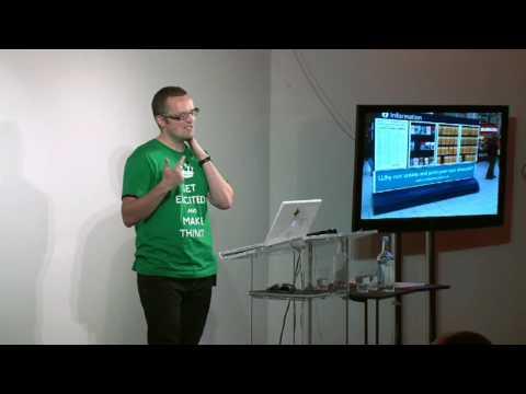 TEDxSheffield - Ben Terret - 09/16/09