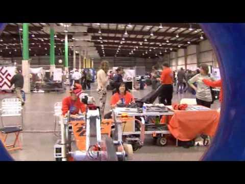 Maker Faire 2008 - Robots!