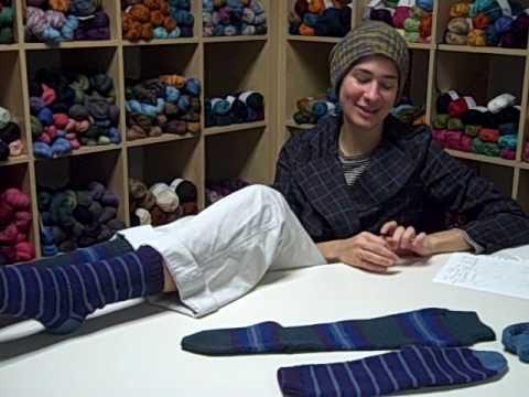 Designer Interview - Speedy Sport Socks Kit