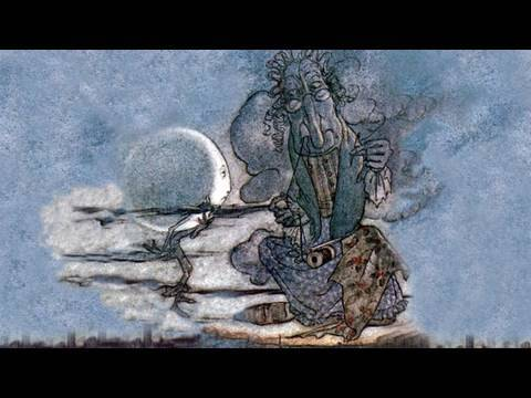The Moon and Her Mother | Learn English | Aesop's Fables