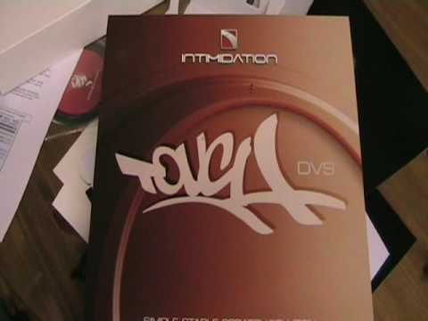 Touch DVS by INTIMIDATION digital virtual vinyl / cd .Video 1