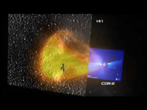 Anatomy of a CME (Coronal Mass Ejection)