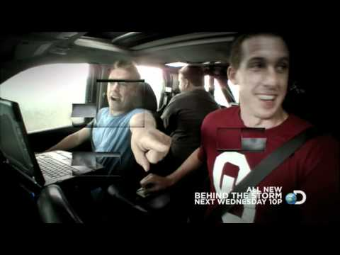 Storm Chasers - Behind the Storm | December 8, 2010