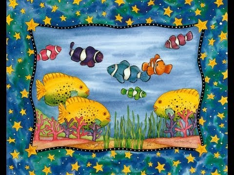 Under The Sea Week Theme for Children and Kids | Cullen's Abc's