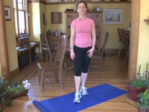 How to Do Balance Exercises for Seniors