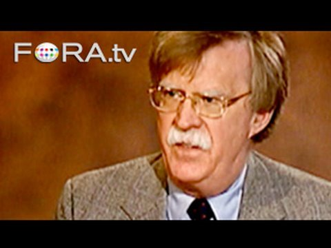 John Bolton: Obama 'Naive' on Iran
