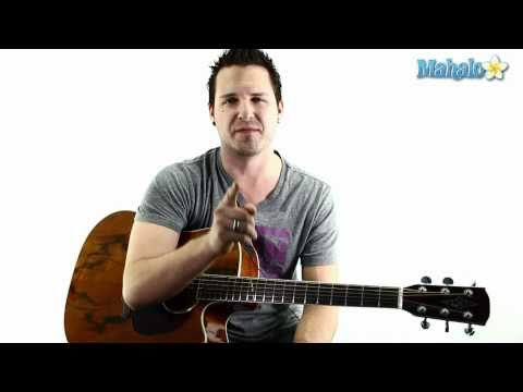 "How to Play ""Chasing Cars"" by Snow Patrol on Guitar (Practice Video)"