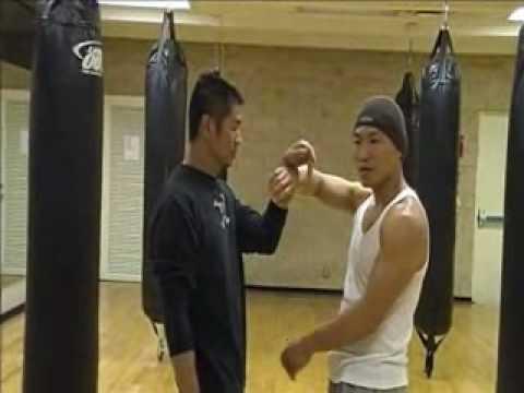 Wing Chun - Double Hand Chi Sau (basics) part 1