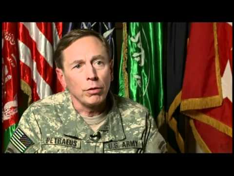 Petraeus: Afghan Army, Police Making Progress, but Retention Lags